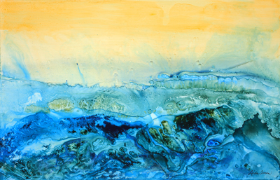 Wind and Water - Linda Aman's Artwork